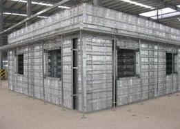铝合金模板技术上的优点